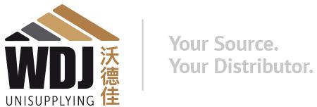 WDJ Unisupplying Logo
